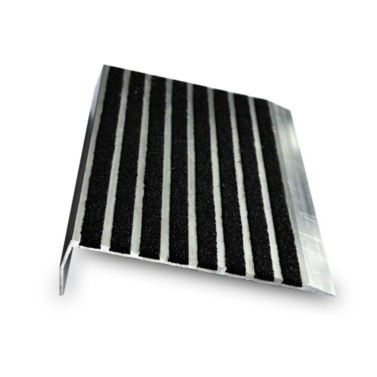 Anti slip stair nosing and stair treads for floors buy stair nosing and stair treads anti slip for Anti slip exterior stair treads