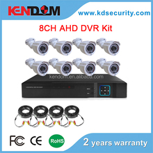 HD Private Casing Realtime Outdoor 720P Dome AHD Camera SYSTEM Security Video CCTV Analog Camera Kit IR Outdooy AHD Camera Set