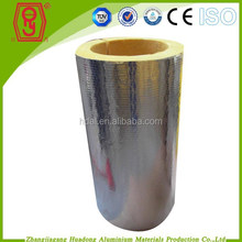 recyclable aluminium foil product packaging