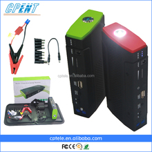 2015 HOT New Product Car Emergency Tool Set 12v Jump Starter for Diesel and Gasoline