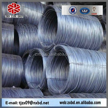 china manufacture high quality steel rebar in coil
