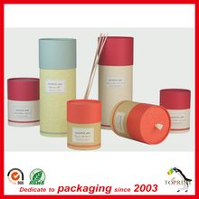 Shenzhen full color custom paper tube cardboard round box wholesale tea Dessert or cosmetic packaging cylinder box