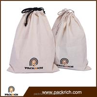 Most Popular promotional wholesale cotton gym sack drawstring bag