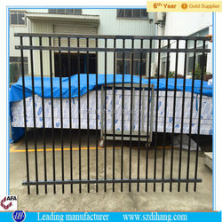 fence panels, metal fence panels supply cheap wrought iron fence panels