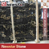Newstar Stone polished black portoro extra marble