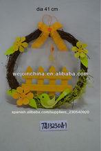 mini 2014 flores artificiales de venta al por mayor