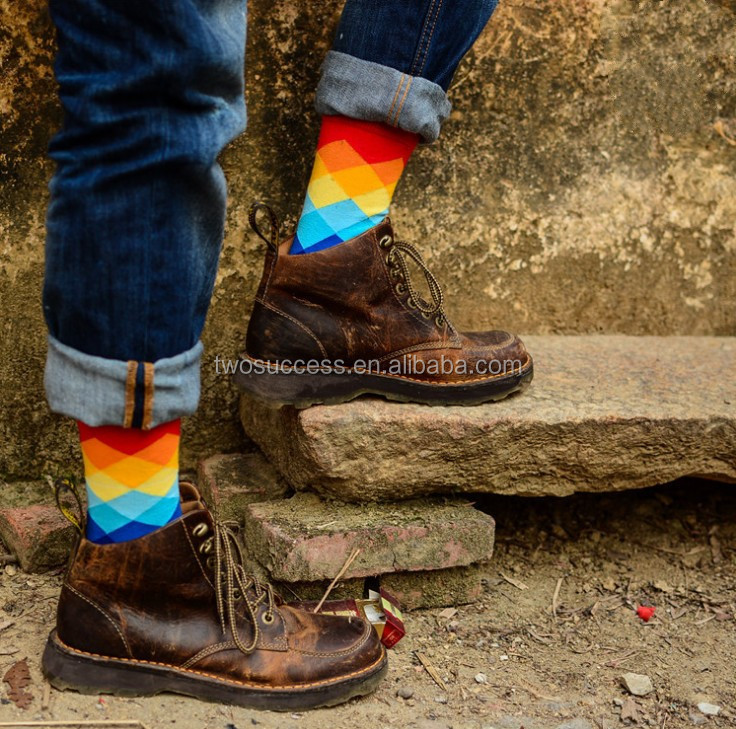 young boy tube socks