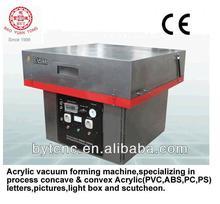 2013 China de acrílico máquina de moldagem com alta qualidade