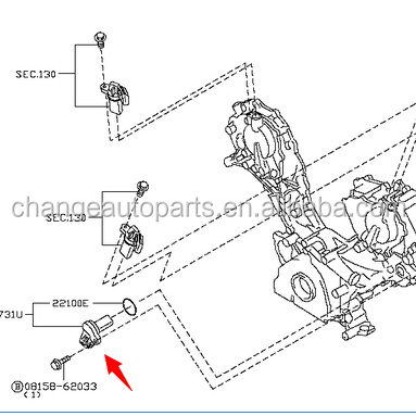 P0430 2007 toyota camry besides Discussion T35172 ds613216 further Saab 9 3 Heater Diagram together with T12597325 2005 kia sedona camshaft position sensor additionally . on nissan camshaft position sensor location