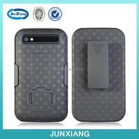 New phone case combo holster clips for Blackberry q20 cheap mobile case