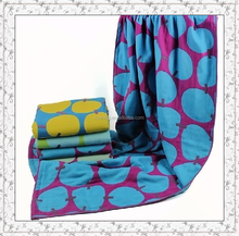 Fashion Color Best Brand Bath Beach Towels Round For 100% Cotton