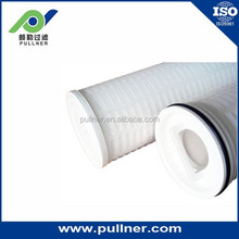 High Quality Pleated 1 Micron Filter Water