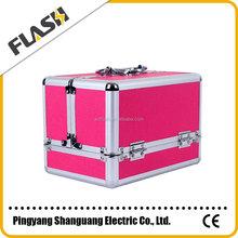 Aluminum Storage Case/ Cosmetic Case