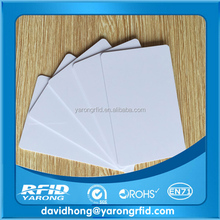 CR80 Blank Inkjet printable PVC ID card size For Epson and Canon Printer, Double Coating Card