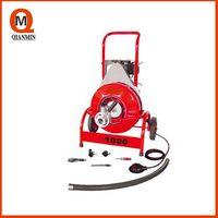 H-1000 New design sewage pipe cleaning drains cleaning machine for sale