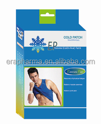 Lower back pains relieving patch/ Muscle pain relief patch
