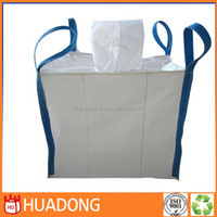 1 ton u-panel container bag with double filler cord and overlock stitch