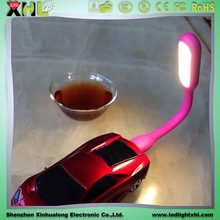 Flexible bed reading light table lamp USB reading lamps