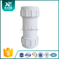 ANSI PVC/Plastic Quick Coupling Pipe Fittings for Hose Connector