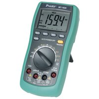 Proskit MT-1820 3 5/6 Dual Display DMM w/USB Connector Digital Multimeter With usb interface