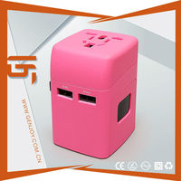 import export company names universal travel plug adapter with electrical switch