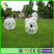 Sports games cheap inflatable bump ball inflatable ball hot sale