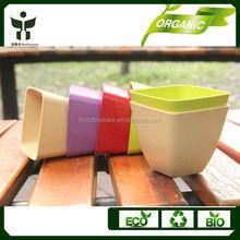 eco living bio home garden square pots