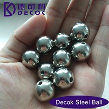 15.8mm AISI1010 low carbon steel sphere for healthy massage