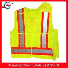 roadway safety workwear vest