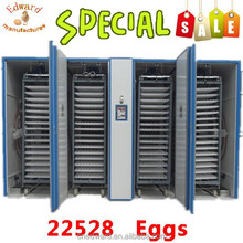 Newest model product with CE approved full automatic industrial electronics for egg incubator for sale EW-33