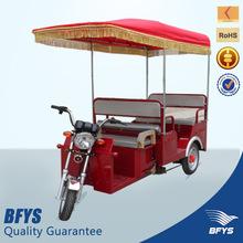 2014 battery powered bajaj bicycle rickshaw