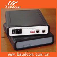 Supporting VLAN 2 Wire Network Bridge SDSL Modem