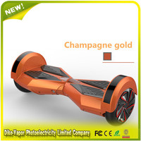 two wheels self balancing electric scooter hover board 2 wheels on sale