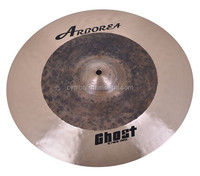 Hot Selling Black Pearl Ghost Series Cymbals For Sale