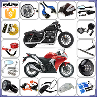 BJ Custom wholesale china manufacuturer motorcycle accessories