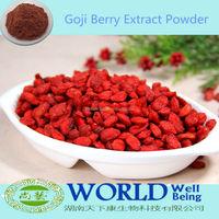 Hot Selling 100% Natural Incrasing Immunnity Fruit Drink Powder Wolfberry Juice Powder Goji Berry Fruit Powder