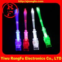 2014 new products colorful LED finger light flashing led light led fiber optic lights for party favor