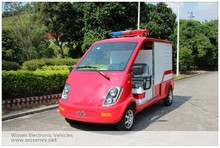 electric fire truck&fire fighting vehicle for sale WS-XF2 for sale