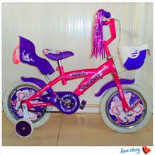 Children Bikes Mini BMX Bicycle 4 Wheel Bike