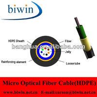 Micro Optical Fiber Cable (HDPE)