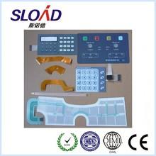 Interruptor de membrana para automatización y teclado de membrana para automatización y interruptor gatillo herramienta eléctrica swit ...