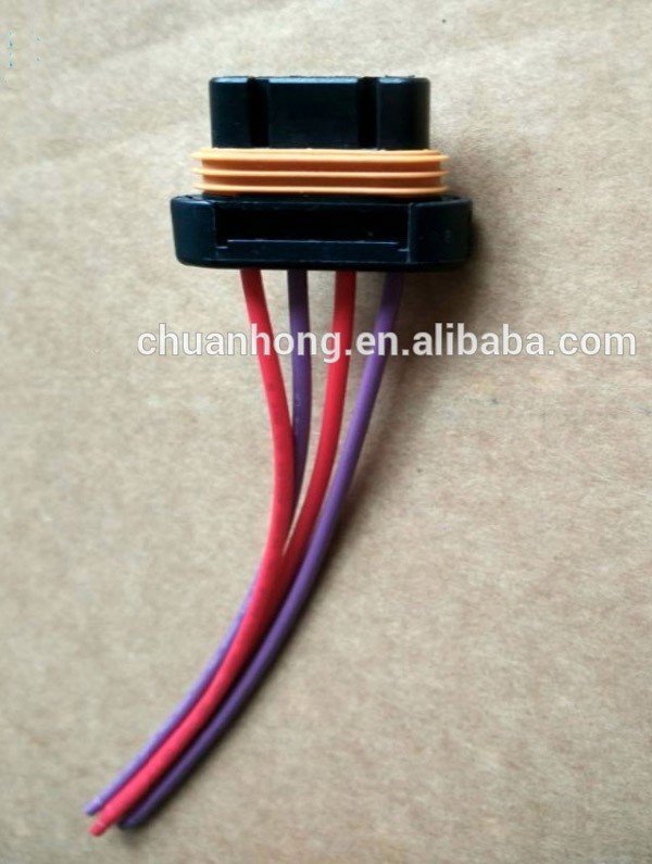 Alternator Wiring Harness Connector Pigtail 98