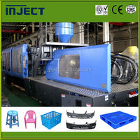 Hot plastic chair injection molding machine making machine IJT-1080 can be MAX 1600T