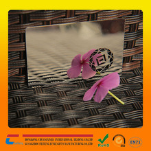 superior quality stainless steel mirror card used as metal business card leaving deep impression on your client