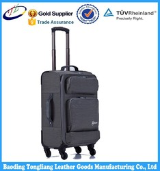 trolley verage suitcase with wheel travelmate luggage with retractable wheels