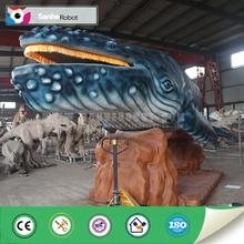 vivid looks mechanical animatronic museum animal model