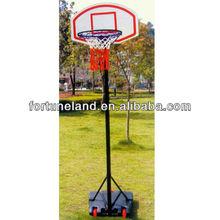 Water Block Iron Basketball Stand