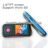 New 1.8 Inch 6th Gen Clip Touch new mp4 video songs hot girls mp4