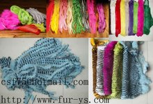 Fly tying furs