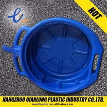 China manufacturer competitive price Good quality 16 litre plastic Oil pan Oil Drain Pan